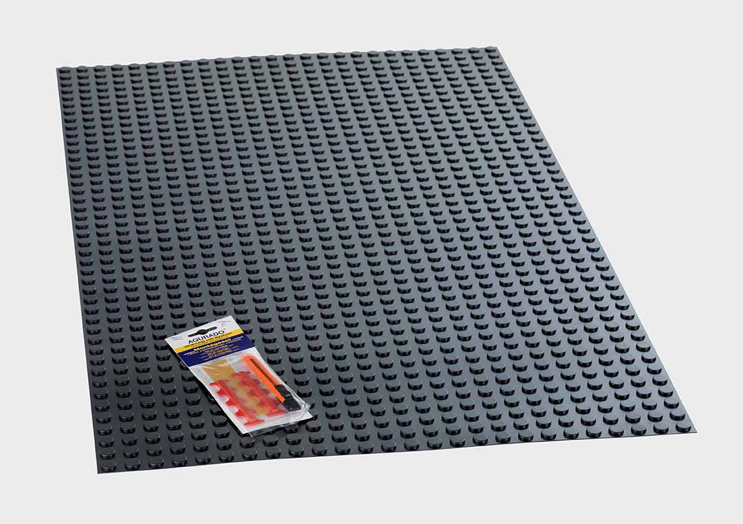 AQURADO® base pad and assembly kit.
